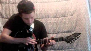 """Insane Metal Guitar & Finger Tapping solo """"Realizing Existence"""" by William Ewing"""