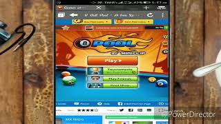 8 ball poll unlimites coins puffin tricks 100% working trick