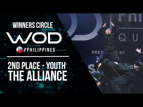 The Alliance | Winners Circle | 2nd Place Youth Division World of Dance Philippines | #WODPH17