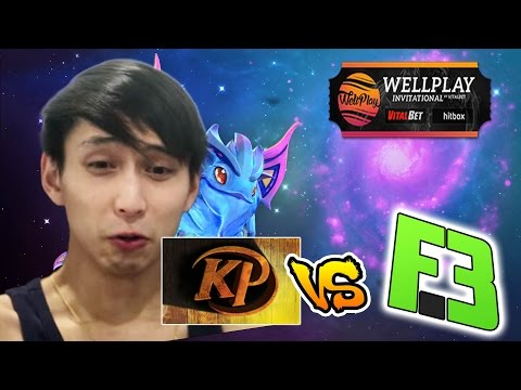 SingSing - Kaipi vs FlipSid3 -  WellPlay Invitational - Game 2