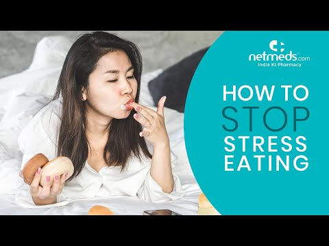 Top 6 Ways To Stop Stress Eating When Home