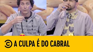 Batalha do SHOT | Comedy Central A Culpa é do Cabral