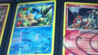 Pokemon Trading Card Game Trade Binder Update! (08/04/2012)