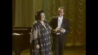 Montserrat Caballe & Jose Carreras - Brindisi (From La Traviata)