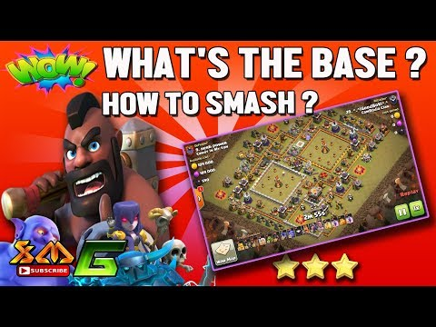 Clash of Clans⭐Learn To Beat 3-STAR TH11 With Ground Strategy⭐Strongest Attack !!