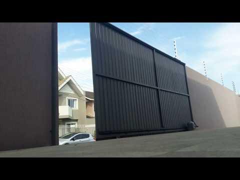 Fabricação e instalação de portões automáticos