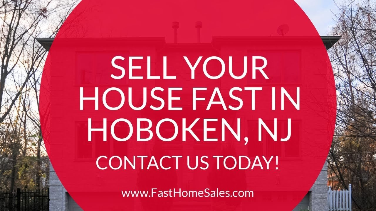 We Buy Houses Hoboken NJ - Call 833-814-7355