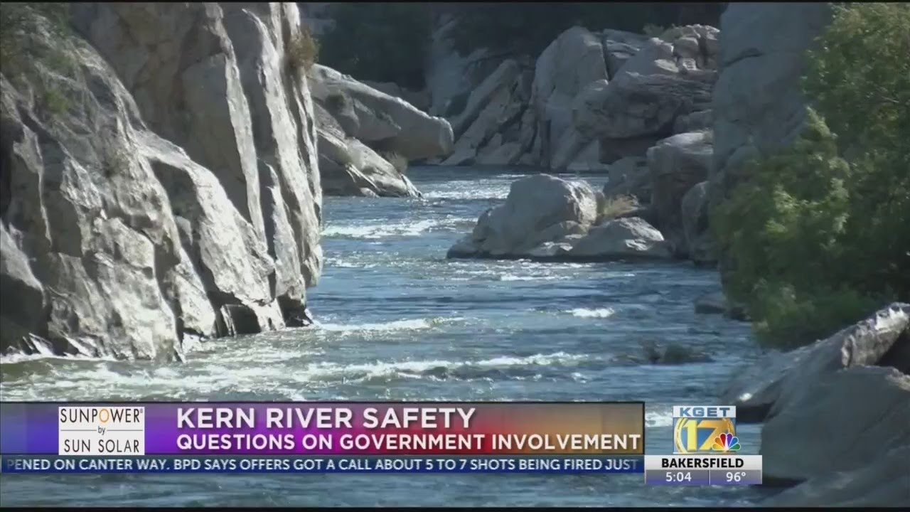 Body Recovered From Kern River