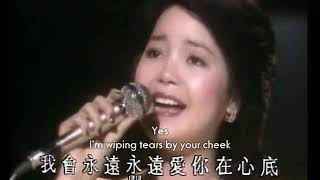 Download Teresa Teng - Goodbye My Love (Mandarin ver with Eng sub)