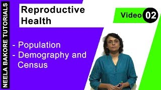 Reproductive Health - Population - Demography and Census