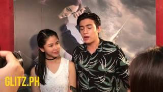Movie Date with Kisses Delavin and Marco Gallo