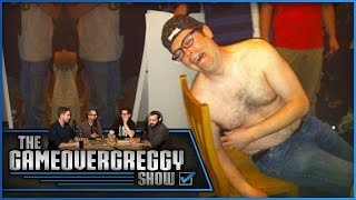 Greg Miller Was A Crazy Wrestler - The GameOverGreggy Show Ep. 65 (Pt. 3)