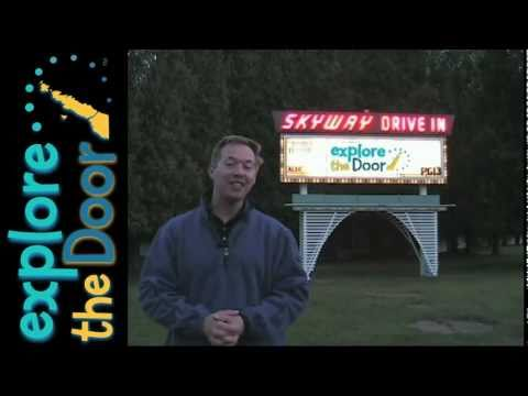 Skyway Drive In Theater Tour