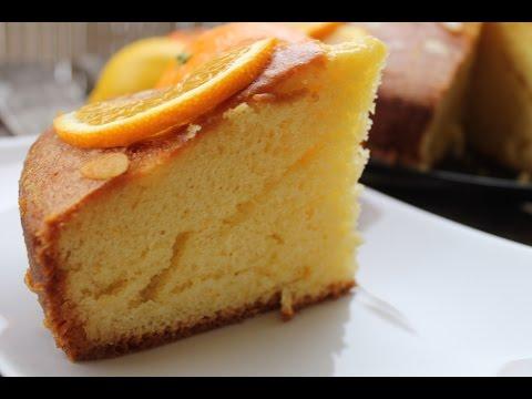 gÂteau-moelleux-À-l'orange-par-quelle-recette