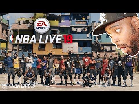 NBA LIVE 19 FIRST OFFICIAL SCREENSHOT! Women Career Mode & Online + New Legends Live Run Challenges