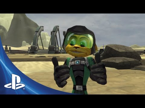 The Ratchet & Clank Collection - Trailer - 0 - The Ratchet & Clank Collection – Trailer