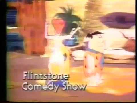 Godzilla Hong Kong Phooey Hour & Flintstone Comedy Show 1980 NBC Saturday Morning Cartoon Promo