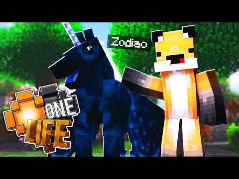RESCUING ZODIAC - Minecraft One Life S3 Ep 66
