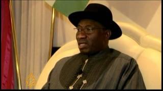 Goodluck Jonathan challenges Boko Haram