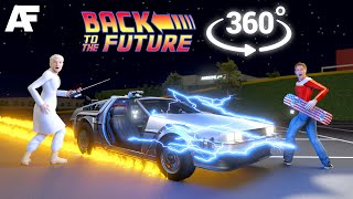 Back to the Future [360° Video] || 4 Minutes as Marty McFly thumbnail