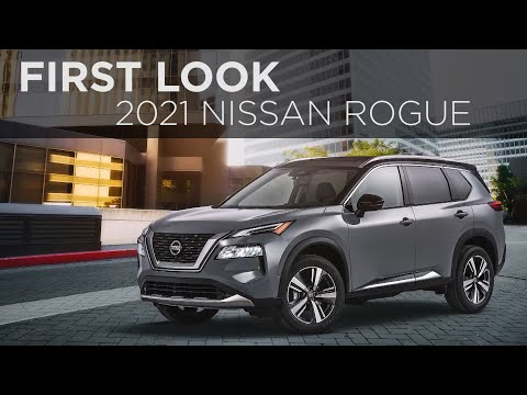 2021 Nissan Rogue | First Look | Driving.ca