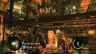 Resident Evil 5 - Boss Mania Solo - Prison (1.803k)
