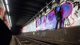 TRAP and the True Art of Graffiti
