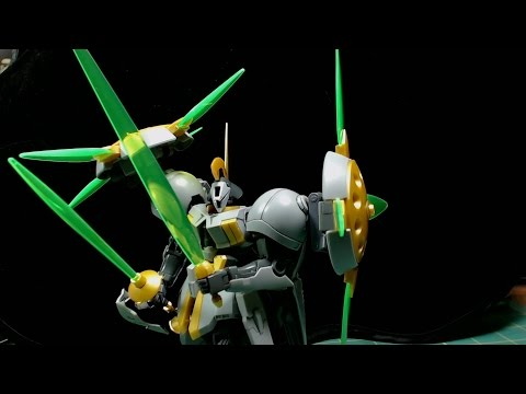 Build and Review HGBF R-GyaGya Build Fighters Friday By Hobbywave