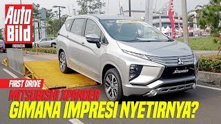 Mitsubishi Xpander | First Drive Review | Auto Bild Indonesia