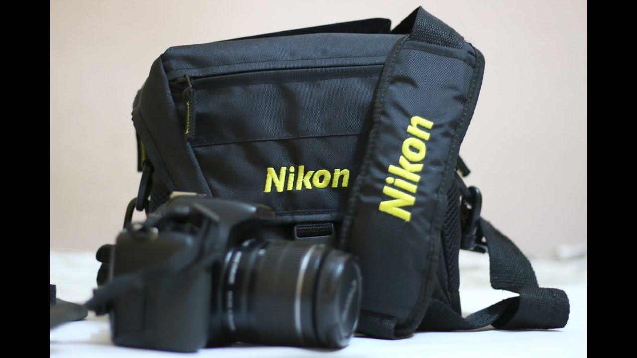 Nikon Dslr Bag Only For 150 Rs 25 Nikon Dslr Bag Unboxing And