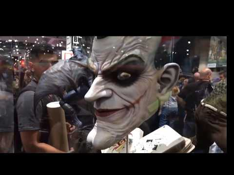 DC Comics - Sideshow Live from San Diego Comic-Con!