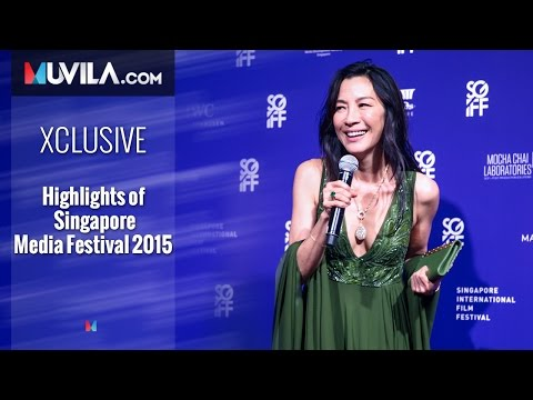 EXCLUSIVE: Highlights of Singapore Media Festival (SMF) 2015