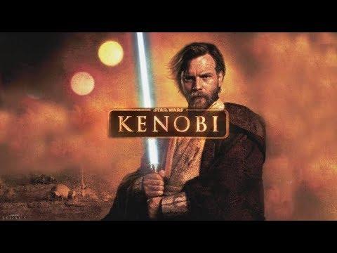 "Star Waes ""KENOBI"" 2020 г. - фан-трейлер. (Анг. Языке.)"