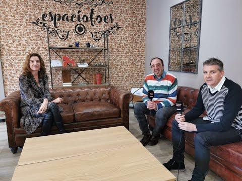 Mª Ángeles Fernández, directora general de FOES, con la empresa y ayudas en la pandemia. (1)
