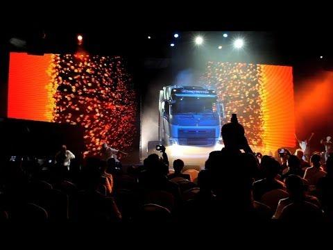 Volvo Trucks - Asia premiere of the new Volvo Trucks range
