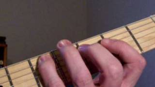 Simple  Blues Boogie Easy Guitar lesson
