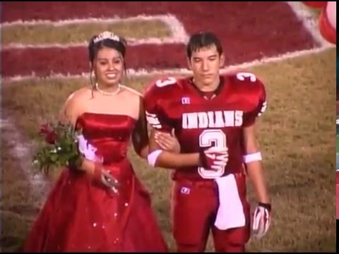 2003 Stilwell High School Football Homecoming Ceremony