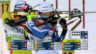 EN  2011 IBU World Championships Biathlon 1 Relay Mixed (6 of 6)