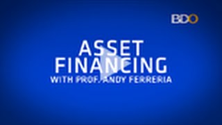Asset Financing thumbnail