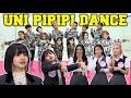 Uni Pipipi Thai Song Dance Lisa Blackpink Crab Dance Tik Tok Viral Goyang Joget Senam Zumba  Mp3 - Mp4 Download