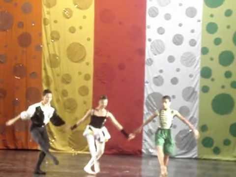 Centro Cultural Gustav ritter - Ballet