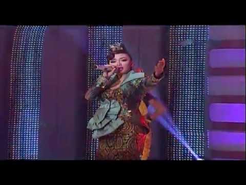 ZASKIA GOTIX [Ajari Aku Tuhan] Live At Putri Panggung (30-06-2014) Courtesy RTV