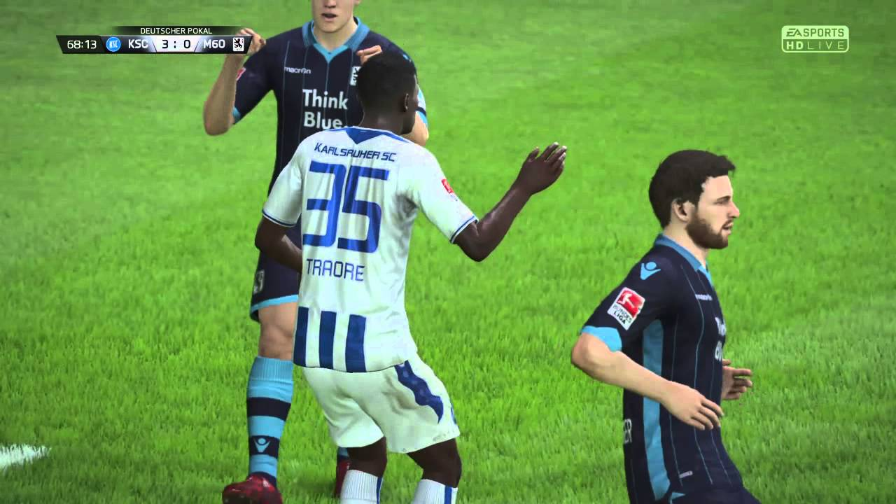 Fifa 16 Karriere Potential