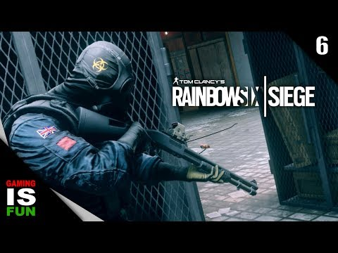 ASSET PROTECTION (REALISTIC) | Rainbow Six: Siege - Szituációk #6