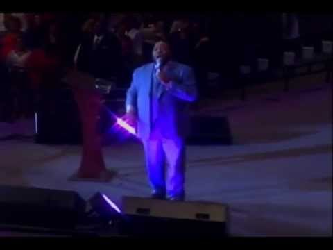 """Marvin Sapp - """"Not The Time Nor The Place"""""""