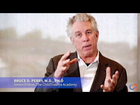 Dr. Bruce D. Perry on Trauma-Informed Care