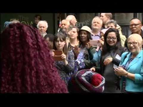 Coventry: First black Shakespearean actor Ira Aldridge honoured