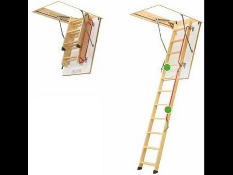 Scala retrattile in legno a taglio termico modello lwl for Taglio legno bricoman
