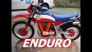 V-twin Enduro Bikes !!!