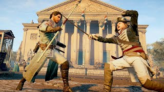 Assassin's Creed Unity - Intense Combat & Brutal Ceremonial Partisan Rampage  - PC RTX 2080 Ti